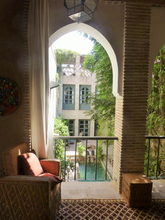 Dar Louisa, a luxury holiday riad