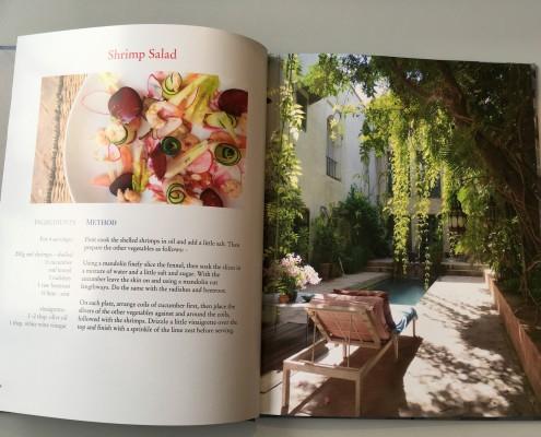 Shrimp Salad - Cookery Book