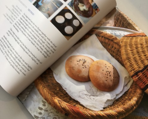 Bread Rolls - Cookery Book